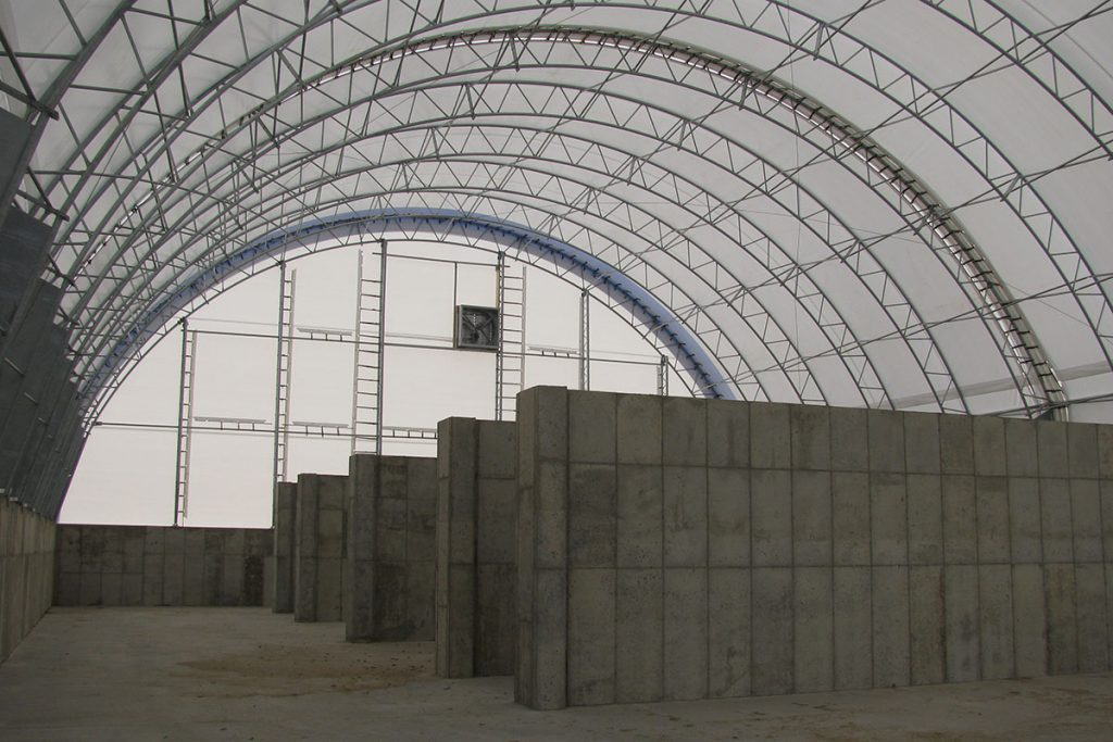 Fabric Building Structures