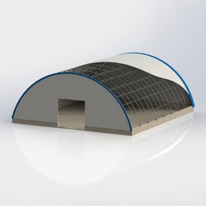 Standard Profile Fabric Buildings