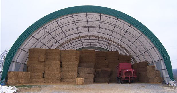 Fabric Buildings for Agriculture