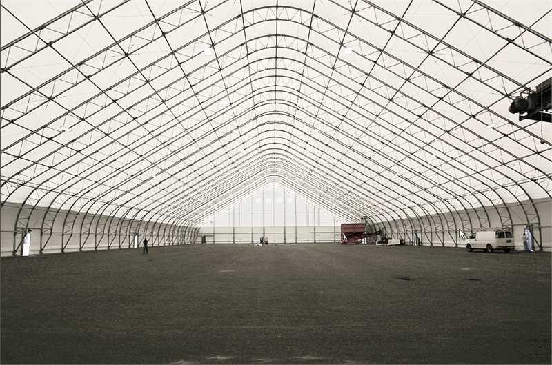 Fabric Buildings for Oil, Gas and Mining